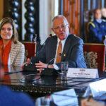 Ejecutivo presentó proyecto de delegación de facultades al Congreso