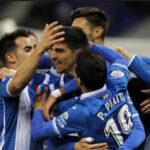 Serie A: Gianluca Lapadula de penal anota en triunfo del Genoa ante Benevento