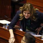 Mercedes Aráoz agradece voto de conciencia e invoca a trabajar en unidad
