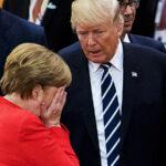 Merkel no apoya la posición de Trump sobre Jerusalén