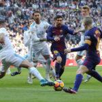 Liga Santander: Barcelona asestó una goleada de 3-0 al Real Madrid