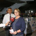 Comisión Lava Jato citó a primera dama Nancy Lange