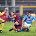 Liga Italiana: Nápoles se encumbra como líder tras ganar 3-1 al Torino
