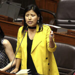 Congresistas de Nuevo Perú adelantan que no respaldarán vacancia