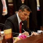 """Humala llama a defender democracia frente a un """"escenario golpista"""""""