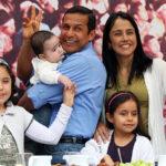 Expresidente Humala y su esposa pasarán Navidad con sus hijos