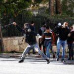 Jerusalén: Miles de palestinos protestan en las calles por decisión de Trump (VIDEOS)
