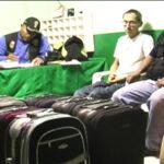 Arrestan en Tacna a gerente de equipo de fútbol chileno con 13 kilos marihuana