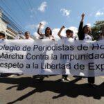 Honduras: Periodistas preocupados por libertad de prensa durante crisis poselectoral