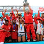 Perú se consagra tricampeón de los XIII Panamericanos de Surf