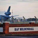 La Policía responde a incidente en base militar de EEUU en Inglaterra