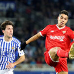 Liga Santander: Real Sociedad en emotivo encuentro derrota 3-1 al Sevilla