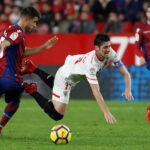 Liga Santander: Sevilla sigue atascado y suma un nuevo empate el Levante
