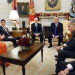 Demócratas insisten a Trump incluir caso de dreamers para llegar a un acuerdo