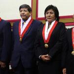 Corte IDH ordena suspender proceso contra miembros del TC