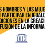 Abren convocatoria a Premio Unesco a la libertad de prensa
