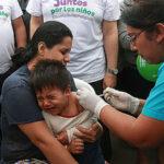 Más de 860,000 niños fueron vacunados en campaña del Ministerio de Salud