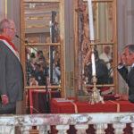Vicente Romero juramentó como ministro del Interior relevando a Basombrío