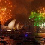 Año Nuevo: Australia y Nueva Zelanda los primeros en recibir 2018