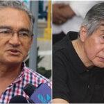 Aguinaga descarta que Alberto Fujimori sea dado de alta en las próximas horas