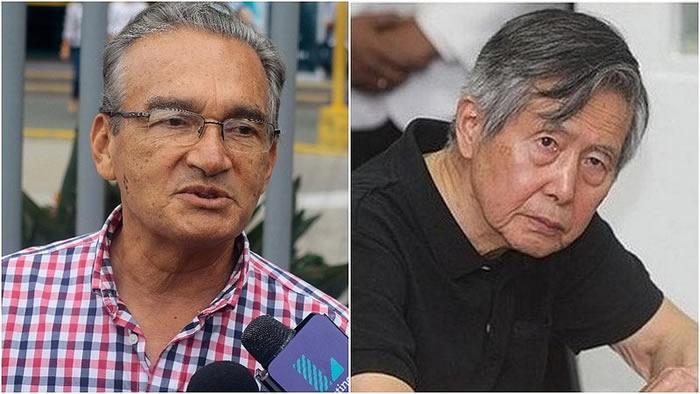 Fujimori continuará hospitalizado porque no se ha logrado su recuperación — Aguinaga
