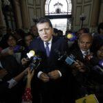 Comisión Lava Jato: ¿Qué dijo Alan García al ingresar al Congreso?