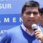 Policía capturó al alcalde de Villa María del Triunfo, Ángel Chilingano