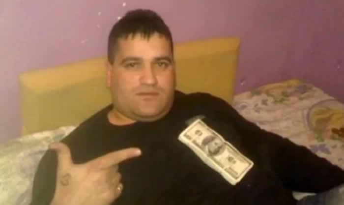 Hallan muerto de seis disparos a líder narcotraficante de norte de Montevideo