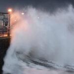 España: 44 provincias en alerta por lluvias, viento y nieve de la borrasca Ana (VIDEO)