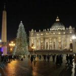 Italia: Tradicional árbol de Navidad declarado oficialmente muerto