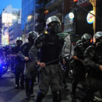Argentina: Nuevos enfrentamientos y detenidos en marcha contra cumbre de la OMC