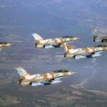 Israel bombardeó bases de Hamas en represalia por lanzamiento de misiles