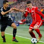 Rumenigge confirma que James no seguirá en el Bayern Múnich a petición propia
