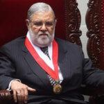 Eligen a Ernesto Blume como presidente del Tribunal Constitucional