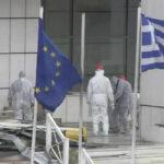 Grecia: Bomba estalló frente a un tribunal previa alerta de terroristas (VIDEO)