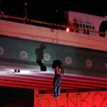 México: Sicarios cuelgan otro cadáver en puente de Ciudad Juárez