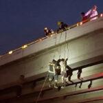 México: Cuelgan 6 cadáveres en puentes de Baja California Sur (VIDEO)