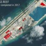 China construye en tiempo récord base militar en susislas artificiales (VIDEO)