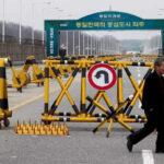China construye eventuales campos de refugiados por la crisis en Norcorea