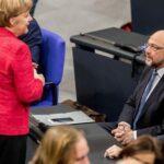 Merkel insiste en la búsqueda de una coalición estable ante titubeos del SPD