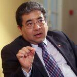 Contralor no considera válida demanda por reposición de Edgar Alarcón
