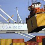El déficit comercial de EEUU aumentó a 48,700 millones en octubre