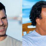 Juzgado admite a trámite demanda de paternidad interpuesta a Julio Iglesias