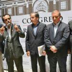 Comisión de Ética: Frente Amplio suspende su participación