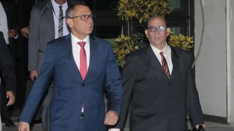 Vicepresidente de Ecuador pasará seis años en cárcel