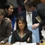 """ONU: EEUU veta resolución en su contra sobre Jerusalén y lo califica de """"insulto"""""""