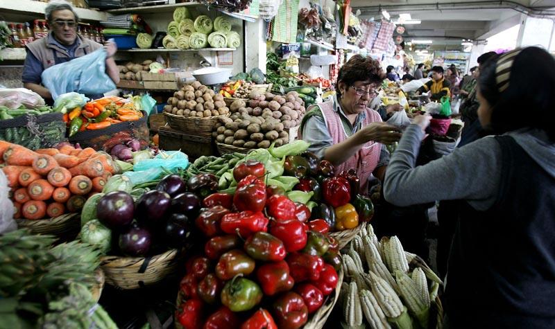 Inflación cae 0,20% en noviembre