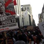 Cusco: Protestas, enfrentamientos y detenciones por indulto a Fujimori