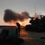 Israel dispara contra bases de Hamas en respuesta alanzamiento de cohetes