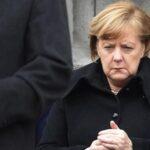Casi la mitad de alemanes quieren inmediata dimisión de Merkel, según sondeo